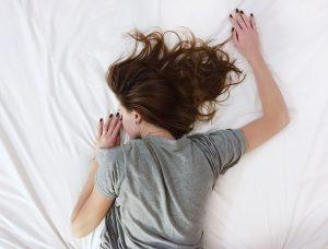 CBD bei Schlafstörung
