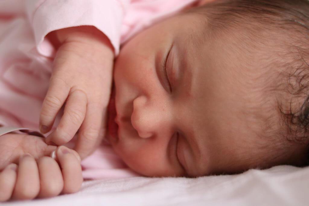 Baby,Schlafenszeit,Baby-Bettwäsche,Baby schlafen,